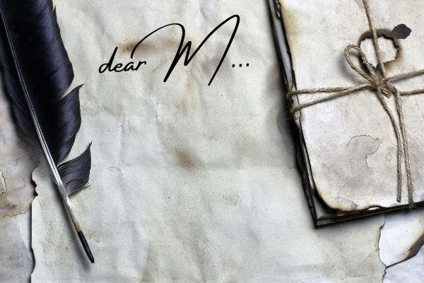 A letter to M.